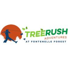 TreeRush Adventures Logo